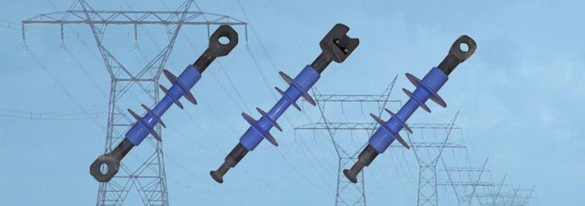Фото Полимерные подвесные изоляторы
