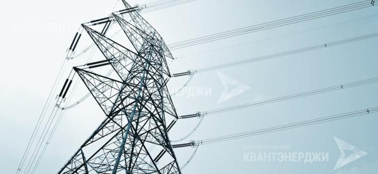 Фото Металлические решетчатые опоры ЛЭП 500 кВ