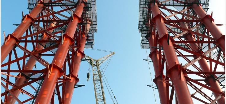 Фото Мостовые инвентарные конструкции стоечные (МИК-С2), СТО 136-2009