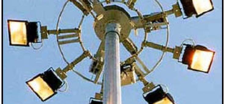 Фото Осветительные мачты серии 3.501.2-123
