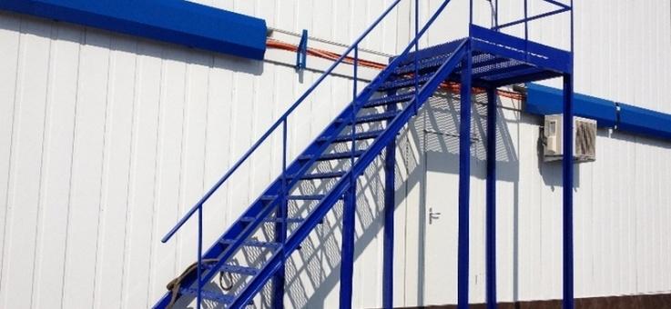 Фото Промышленные металлоконструкции