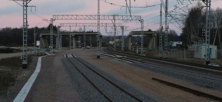 Фото Металлоконструкции для железнодорожного строительства