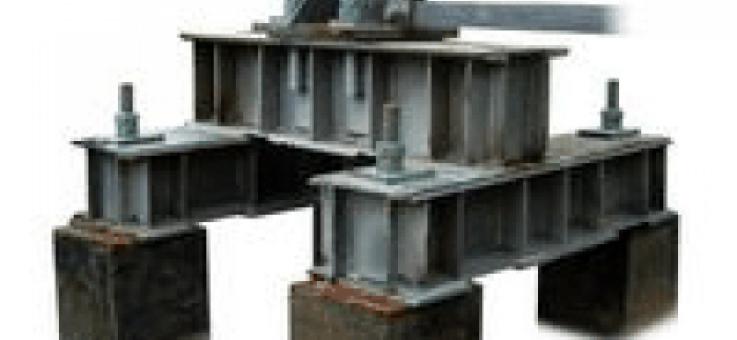 Фото Свайные фундаменты и металлические ростверки, серия 3.407-115